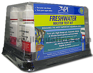 how to test water conditions aquarium